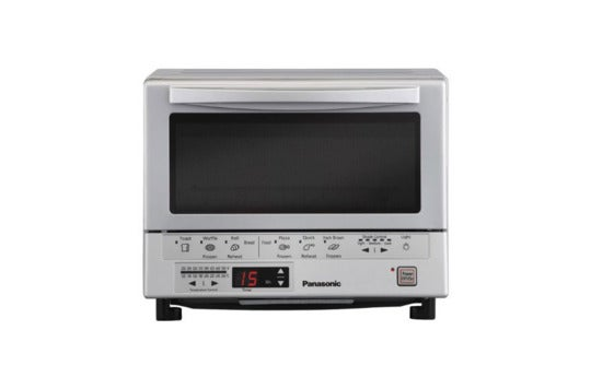 Panasonic Flash X-press toaster oven.