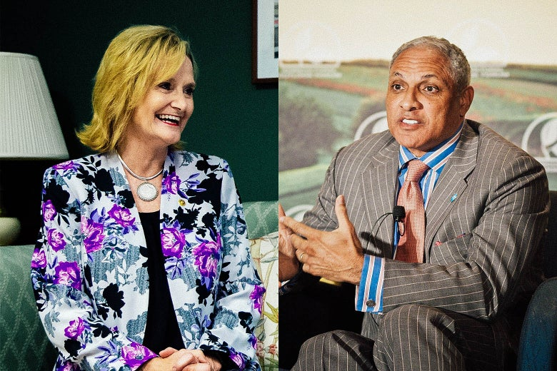 Cindy Hyde-Smith, Mike Espy