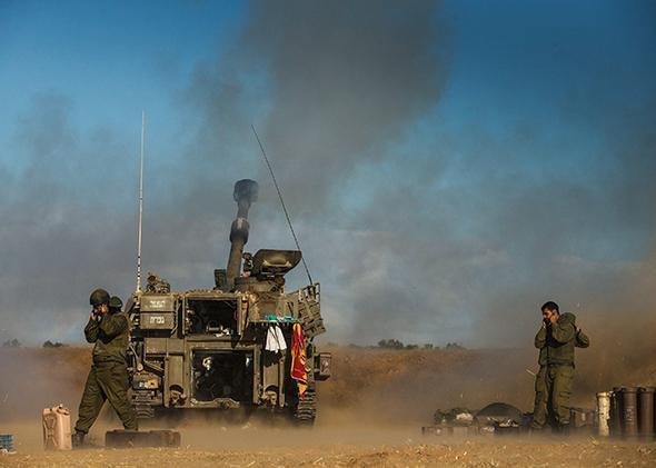 Israeli Army.
