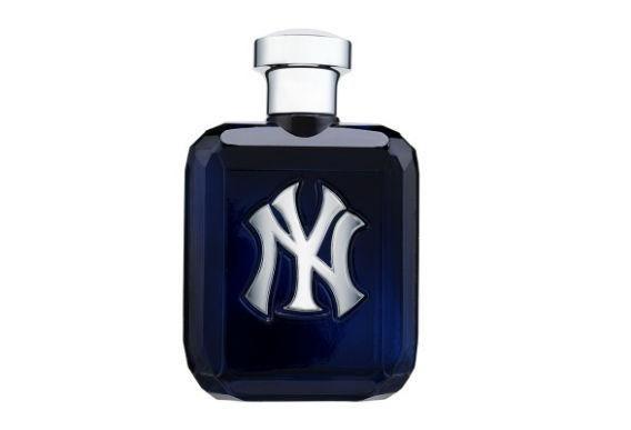 New York Yankees cologne.