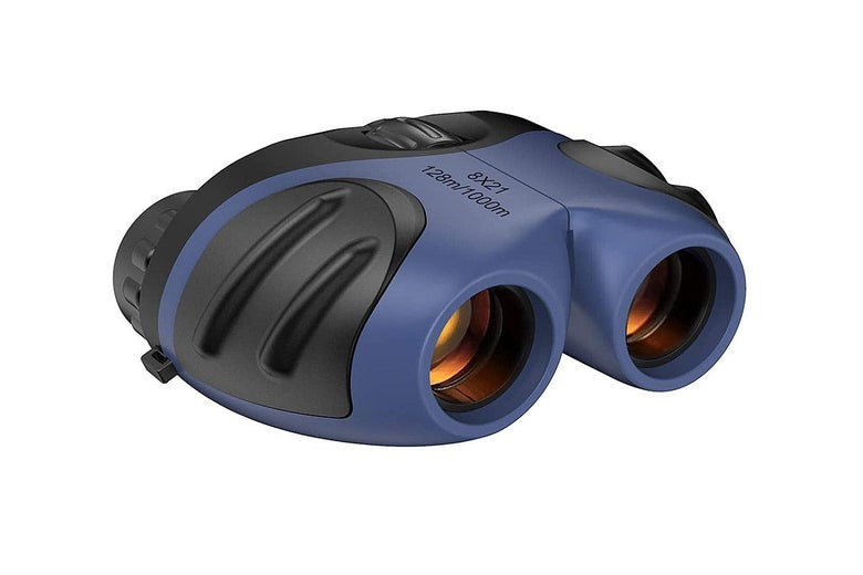 A set of kids binoculars.