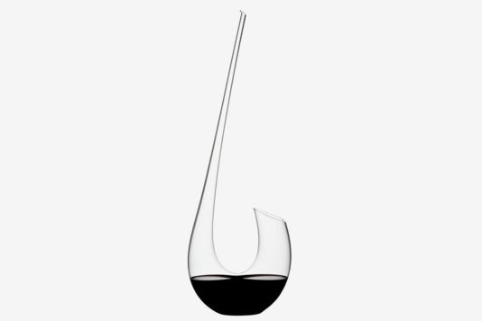 Riedel Swan Decanter.