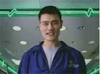 Yo, Yao, no checks, no how