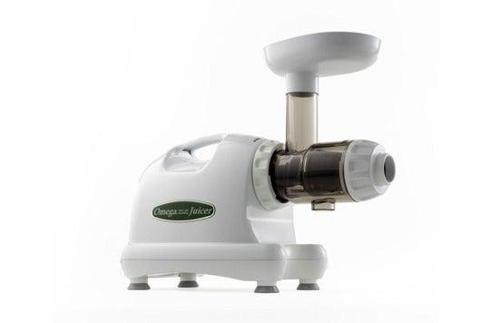 Omega J8004 masticating juicer.