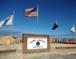 Camp Justice in Guantanamo Bay. Click image to expand.