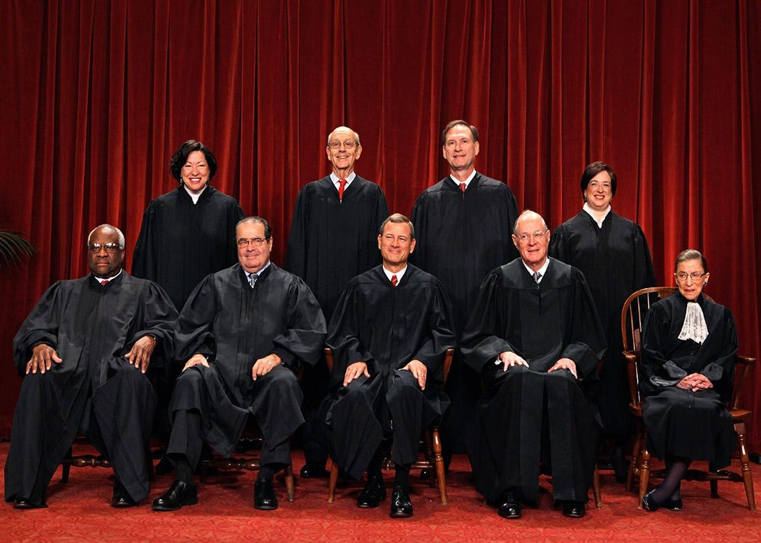 The Supreme Court is losing public approval and prestige