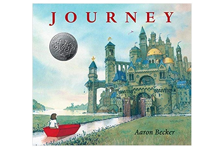 Journey book cover.