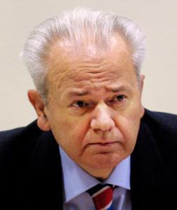 Slobodan Milosevic. Click image to expand.