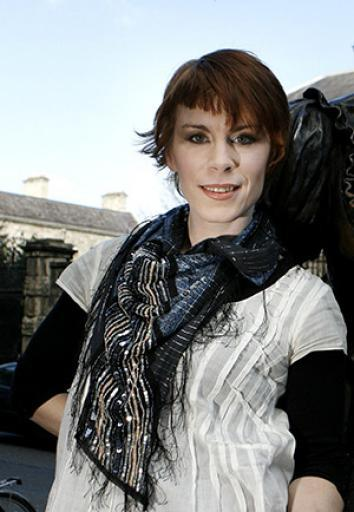 Author Tana French.