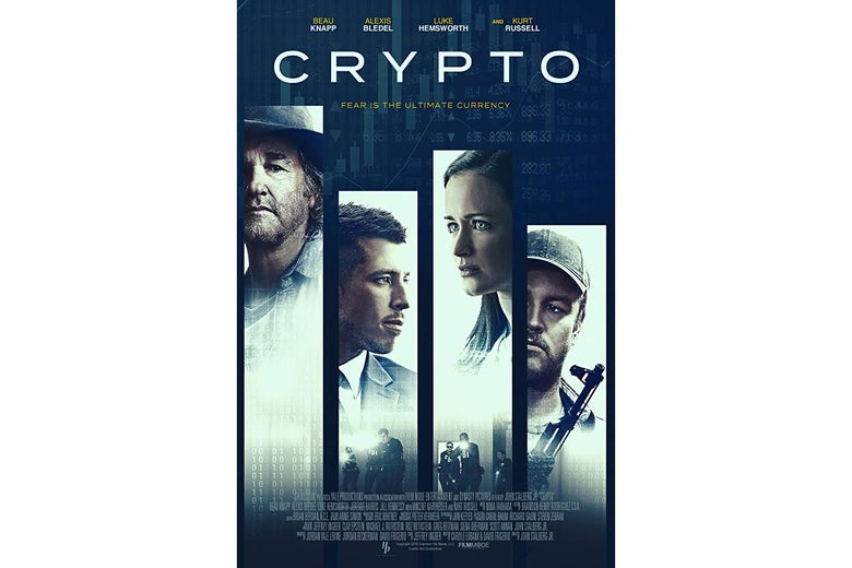 Poster for Crypto.