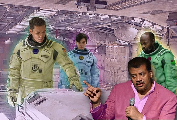 Neil deGrasse Tyson leave Interstellar alone.