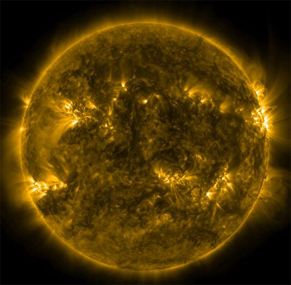 The Sun by SDO