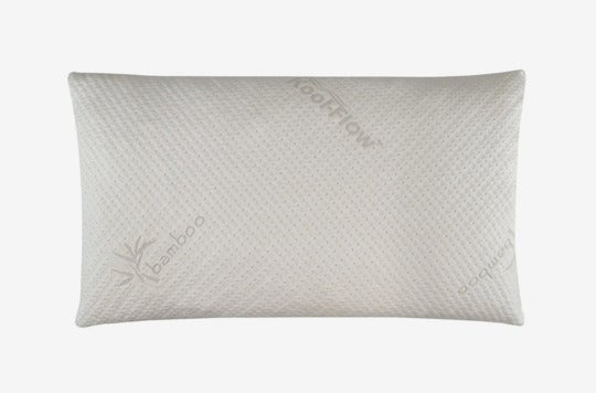 Snuggle-Pedic Ultra-Luxury Bamboo Shredded Memory Foam Pillow.