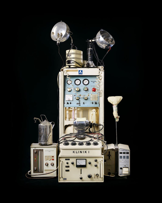 """Klinik I"", Historical Medical Machines"