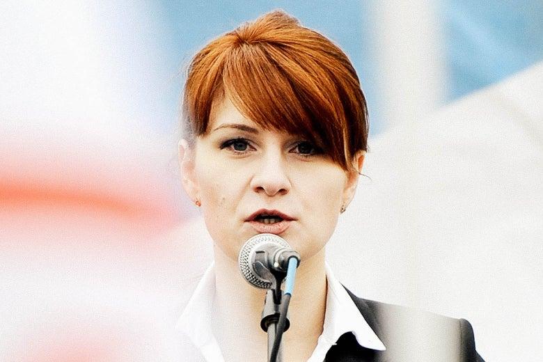 Maria Butina.