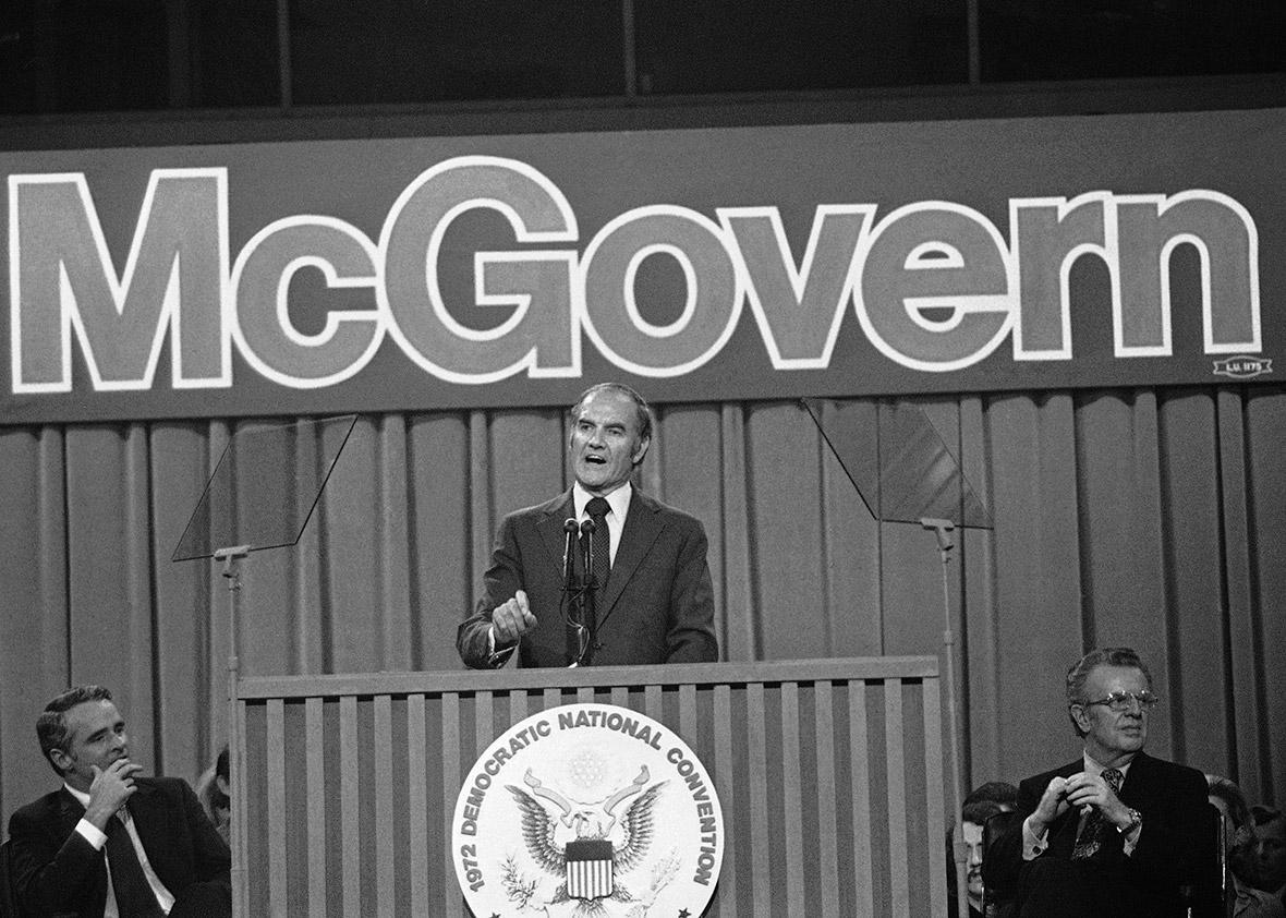 DNC McGovern 1972