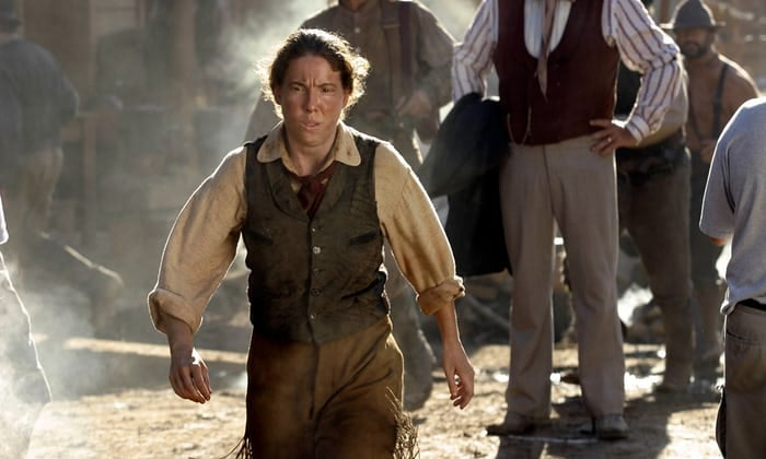 Robin Weigert in Deadwood