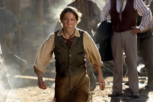 Robin Weigert in Deadwood