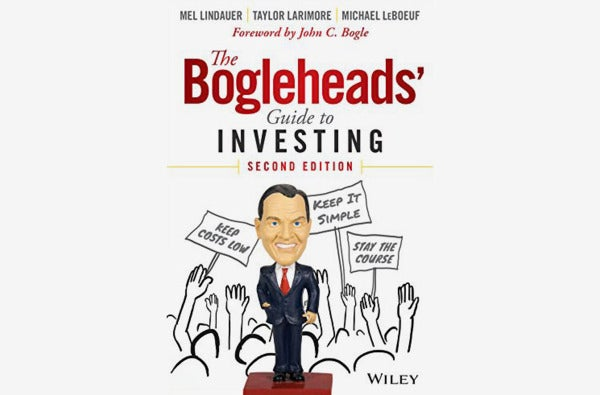The Bogleheads' Guide to Investing, by Mel Lindauer, Taylor Larimore, and Michael LeBoeuf.