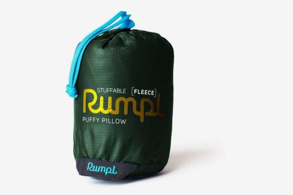 Rumpl Stuffable Fleece Pillowcase.