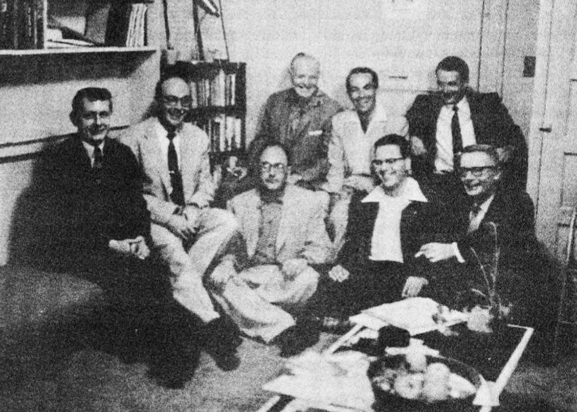 Tom Segura. Mattachine Interim Dec., 1957.