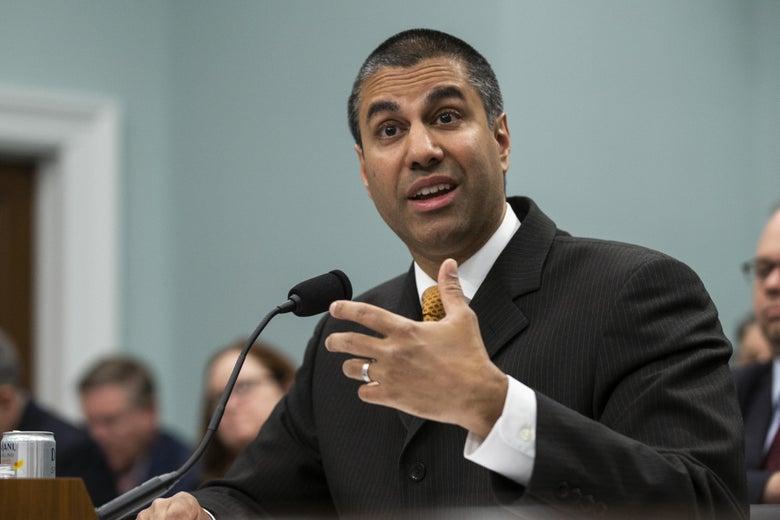 "FCC Chairman Ajit Pai said he has ""serious concerns"" about Sinclair's proposed acquisition of Tribune Media."