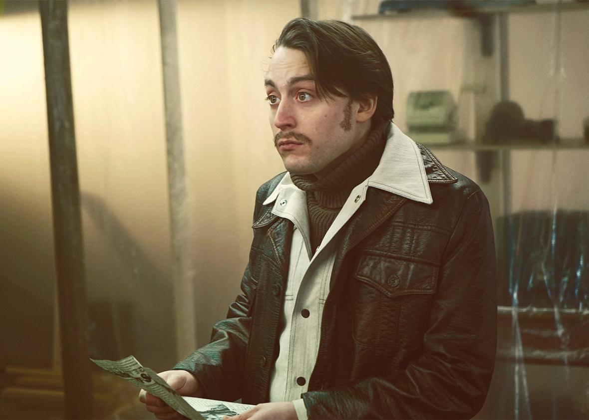 Kieran Culkin as Rye Gerhardt in Fargo.