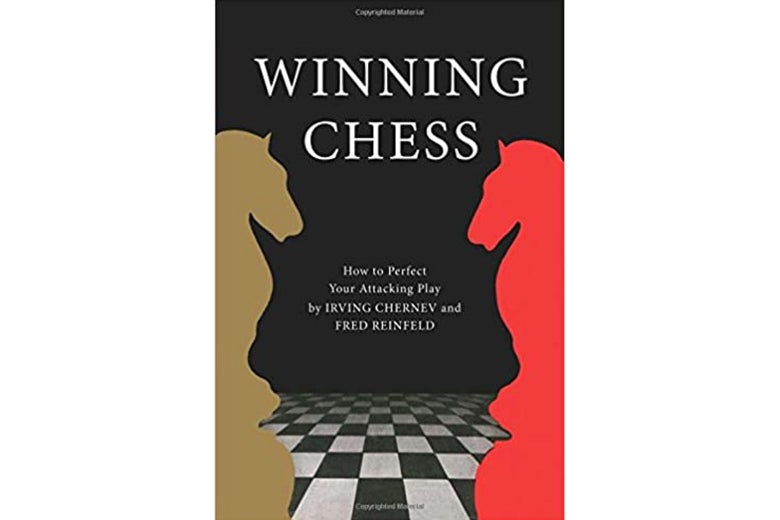 Winning Chess book jacket