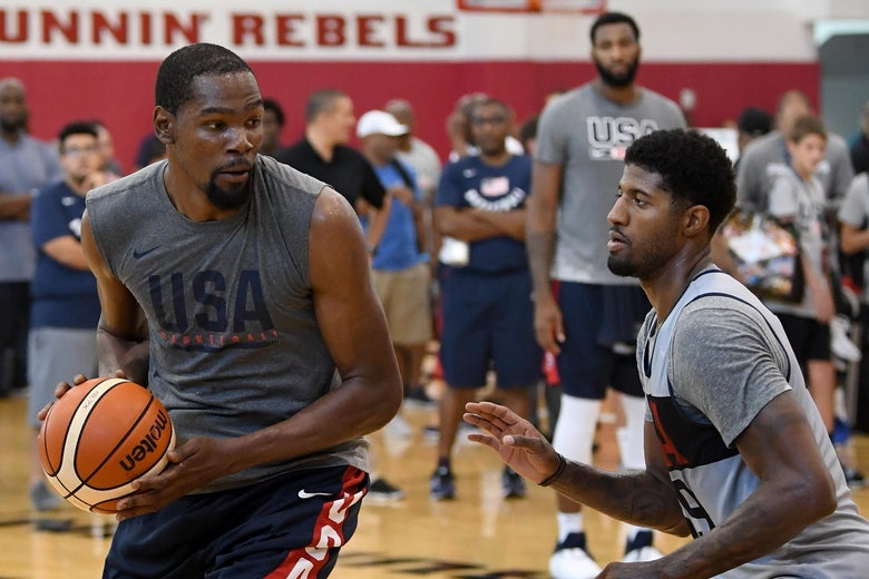 5e84c7769791 Team USA one-on-one tournament  Kevin Durant