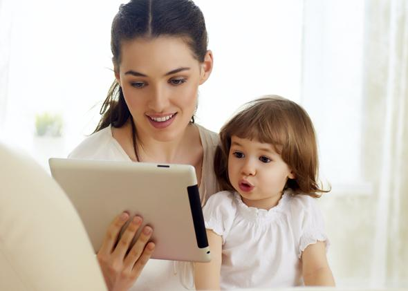 Zero to Three issues common-sense advice on toddler screen time.