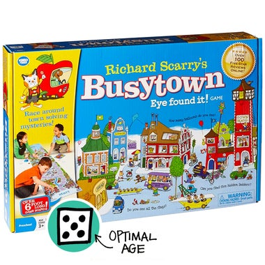 Richard Scarry's Busytown: Eye Found It.