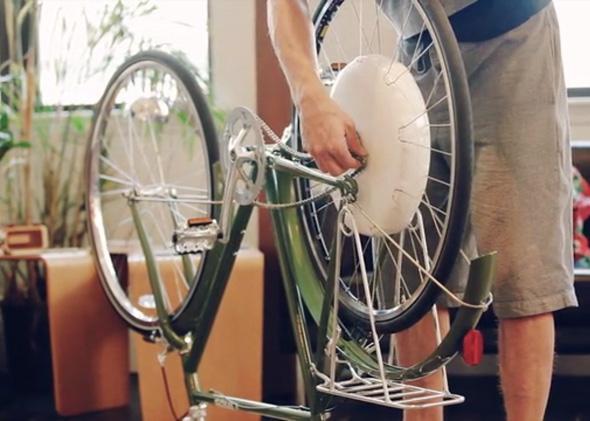 FlyKly Smart Wheel.