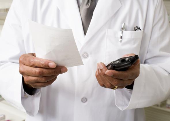 Doctors oversharing.