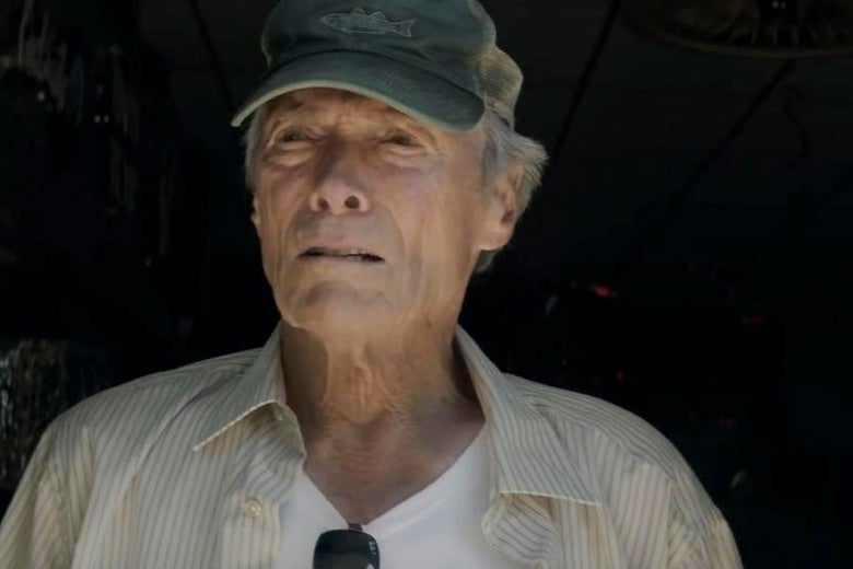 In The Mule, Clint Eastwood Contemplates Death, Racism, Pulled Pork