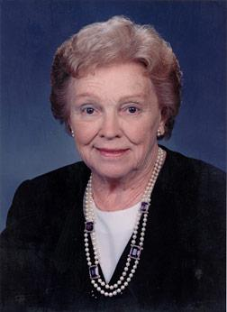 Photo of Mary Grizzle, courtesy the Florida  Attorney General