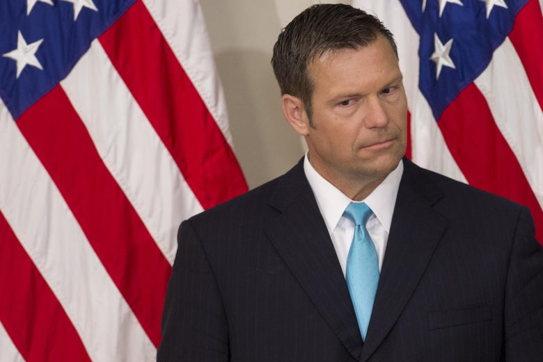 Kris Kobach, Student Evaluations, and Marital Scorekeeping