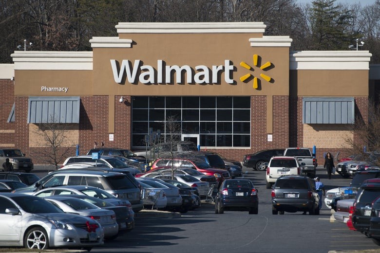 Walmart announces changes to its gun sales policy.