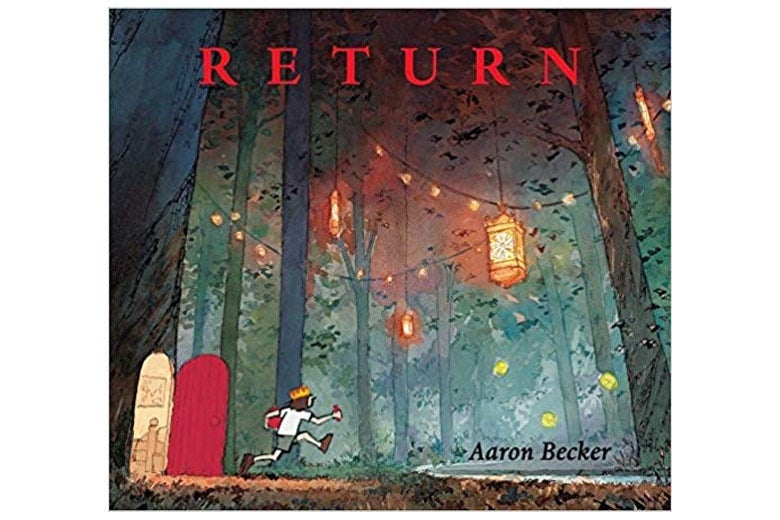 Return book cover