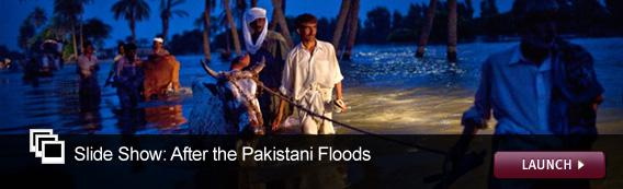 Slide Show: After the Pakistani Floods. Click image to launch.