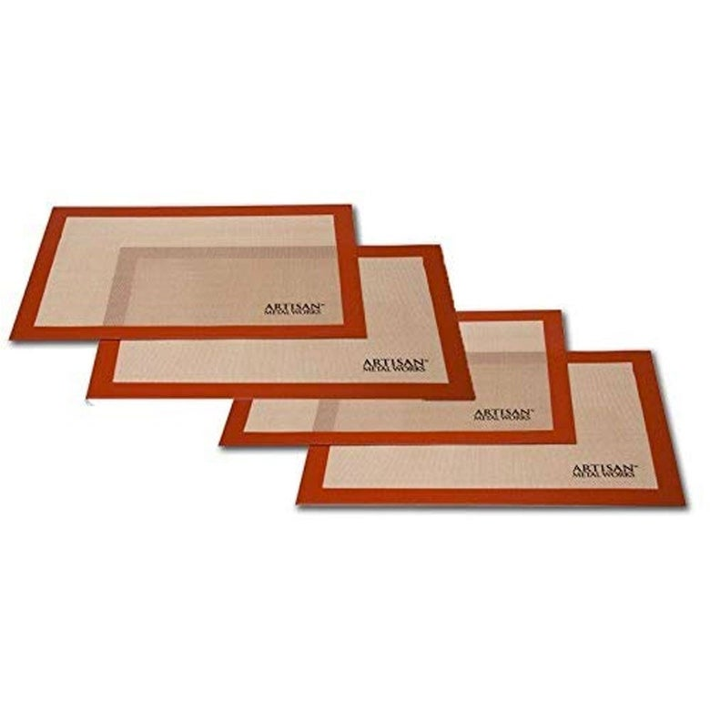 Artisan Non-Stick silicone baking mat.