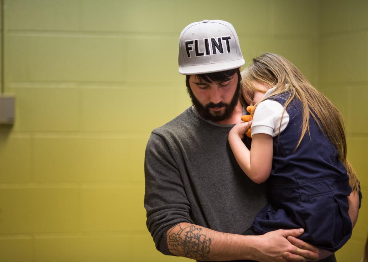 In Flint Mi Theres So Much Lead In >> The Lead Pipes In Flint Are A Tiny Part Of A Huge Problem