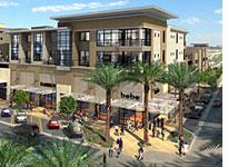 Kierland Commons has a more residential feel. (Click on image to expand)