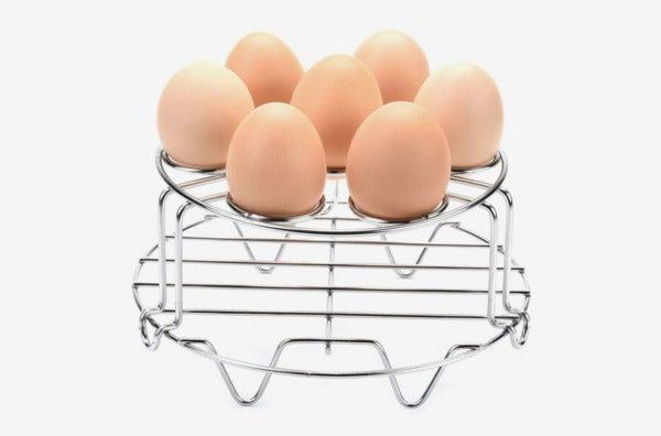 T&B Stackable Egg Steamer Rack.