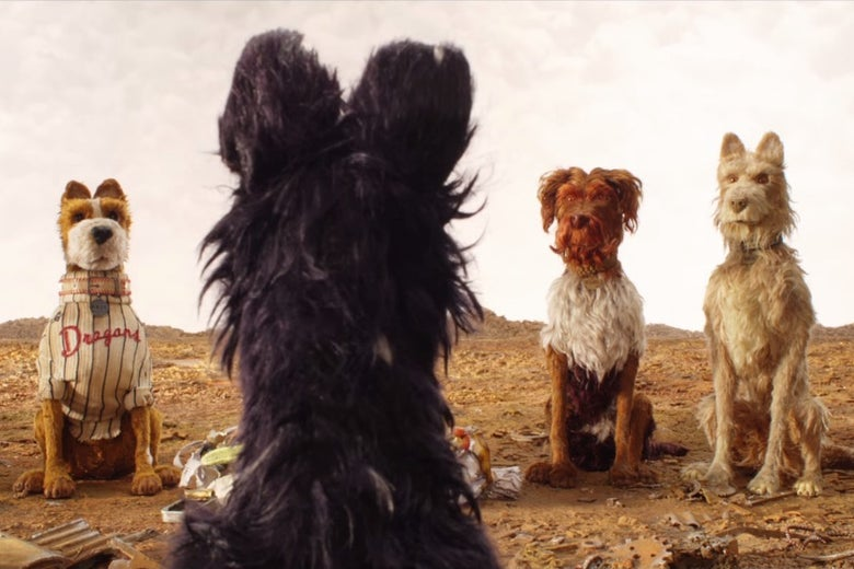 Critics agree Isle of Dogs is a Wes Anderson film through and through.