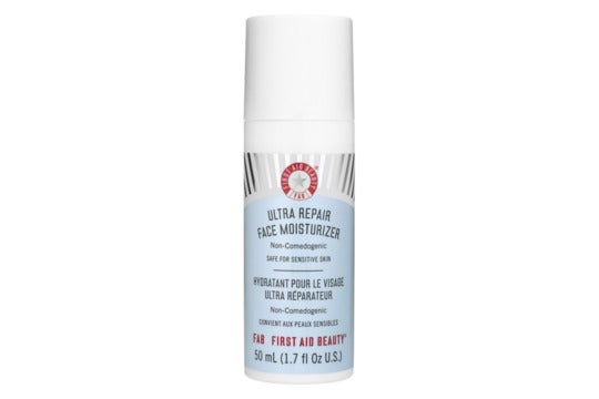 First Aid Beauty Ultra Repair Face Moisturizer.