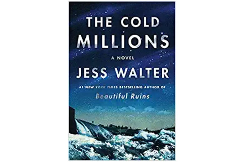 Book cover of The Cold Millions.