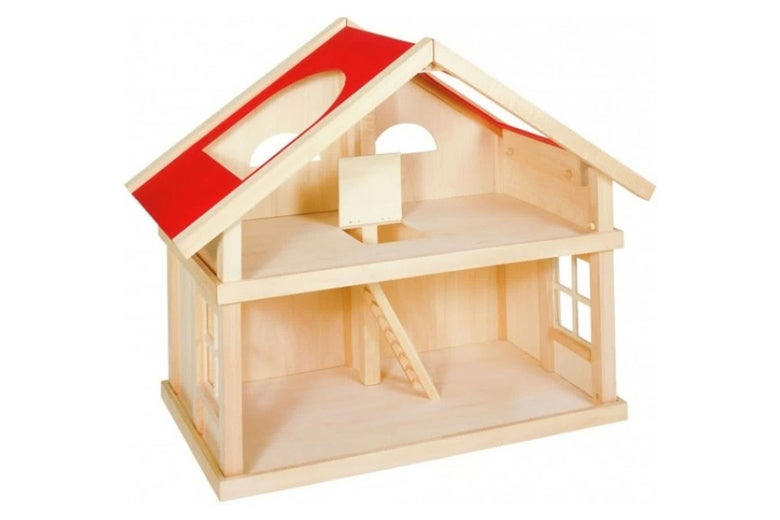 GoKi Wooden Dolls House