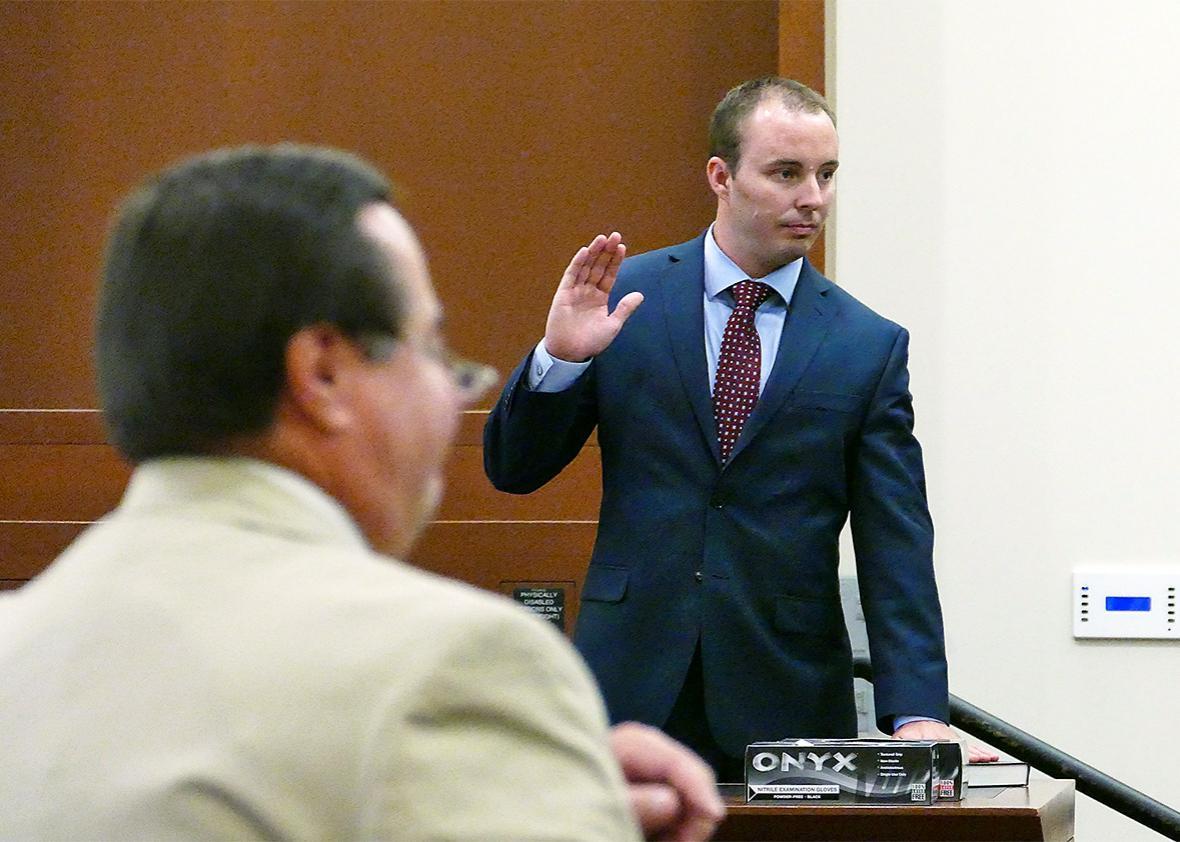 Randall Kerrick Trial 2015