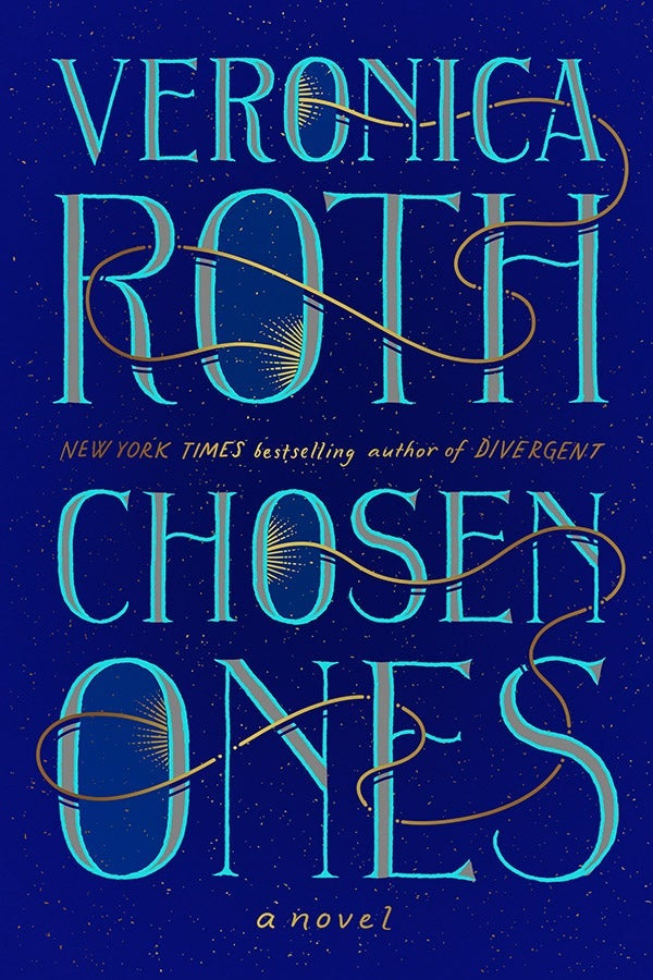 The cover of Veronica Roth's The Chosen Ones.