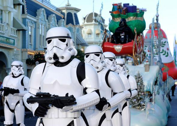 Star Wars Episode 7 cast list: Where are the women?